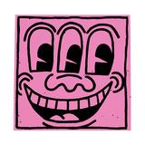 Sem título, 1981 Impressão giclée por Keith Haring