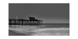 Belmar Pier Photographic Print by James McLoughlin