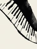 Classical Chords Giclee Print by Kristine Hegre