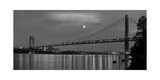 George Washington Bridge Photographic Print by James McLoughlin