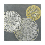 Circular Memories I Premium Giclee Print by Megan Meagher