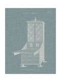 Hepplewhite Desk & Bookcase II Prints by  Hepplewhite