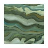 Sea Kelp I Premium Giclee Print by Lisa Choate