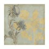 Shadow Floral I Premium Giclee Print by Megan Meagher