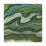 Sea Kelp II Premium Giclee Print by Lisa Choate
