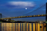 George Washington Bridge I Photographic Print by James McLoughlin