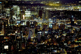 New York at Night II Photographic Print by James McLoughlin