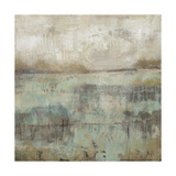 Pastels and Rust II Premium Giclee Print by Jennifer Goldberger