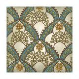 Exotic Ornament III Premium Giclee Print by Chariklia Zarris