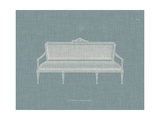 Hepplewhite Sofas II Art by  Hepplewhite