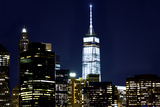 New York at Night VI Photographic Print by James McLoughlin
