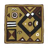 Tribal Rhythms IV Posters by Virginia A. Roper