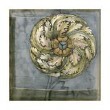 Small Rosette & Damask III Posters af Jennifer Goldberger