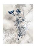 Indigo Bloom I Posters par John Butler