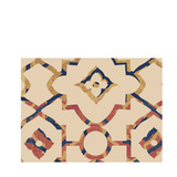 Morocco Tile I Print by Ricki Mountain