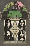 Pink Floyd - Animals Tour Kunstdruck