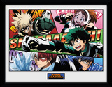 My Hero Academia - Powers Sammlerdruck
