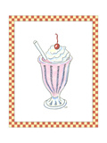 Ice Cream Parlor II Posters by Virginia A. Roper