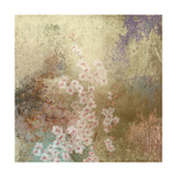 Cherry Blossom Abstract I Prints by Rick Novak