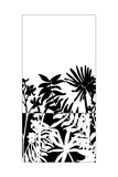 Tropical Silhouette II Poster by Jarman Fagalde