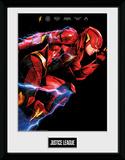 Justice League - Flash Sammlerdruck