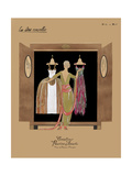 Armoire de Kate II Posters by  Vision Studio