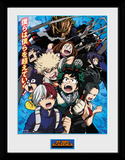 My Hero Academia - Season 2 Sammlerdruck