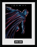 Justice League - Batman Stampa del collezionista