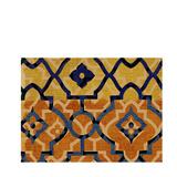 Morocco Tile V Prints by Ricki Mountain
