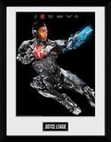Justice League - Cyborg Sammlerdruck