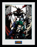 My Hero Academia - Heroes and Villains Stampa del collezionista