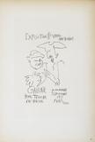 Exposition Hispano-Americaine II Pôsters por Pablo Picasso