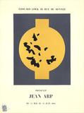 Édouard Loeb Pôsters por Jean Arp