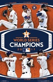Houston Astros 2017 World Series Champions Posters