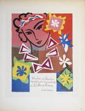 Madame de Pompadour Posters av Henri Matisse