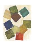 Color Bloc I Premium Giclee Print by Lisa Choate