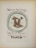 Exposition de Ceramiques Pôsteres por Pablo Picasso