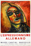 German Expressionism Prints by Ernst-Ludwig Kirchner