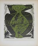 Vallauris Exposition Pôsters por Pablo Picasso