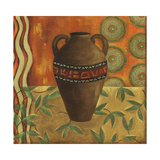 Earthen Vessel II Premium Giclee Print by Nancy Slocum