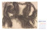 Study for Dance (III) Plakater av Henri Matisse