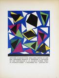 Galerie Kleber Poster av Henri Matisse