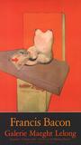 Galerie Maeght Lelong 1984 ポスター : フランシス・ベーコン