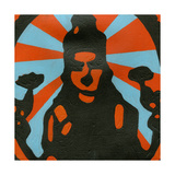 Bliss Buddha I Art par Jodi Fuchs