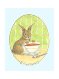 Unexpected Guests I Prints by Virginia A. Roper