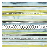 Blanket Abstract II Prints by Grace Popp