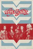 Aerosmith - Retro Wings Plakater