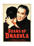 Scars of Dracula 1970 Pôsters