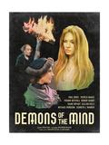 Demons of the Mind 1972 Kunst