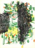 Composition XV-171 Plakater av Jean-Paul Riopelle